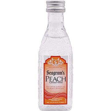 Seagram's Peach Vodka