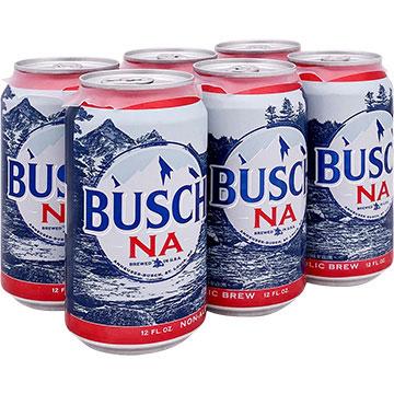 Busch Non-Alcoholic
