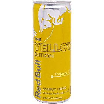 Red Bull The Yellow Edition