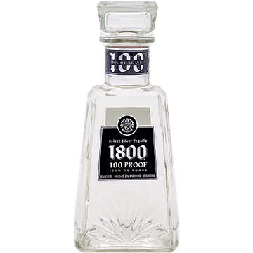 1800 Select 100 Proof Silver Tequila