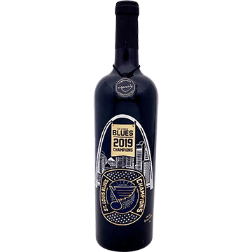 St. Louis Blues 2019 Championship Reserve Red