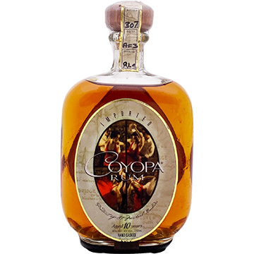 Coyopa 10 Year Old Rum