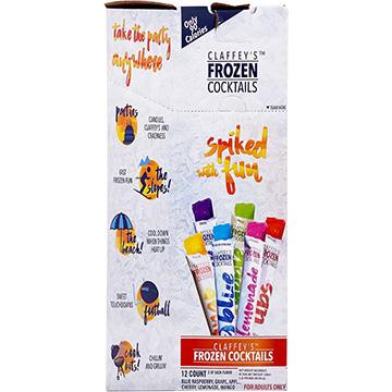 Claffey's Frozen Cocktail Variety Pack