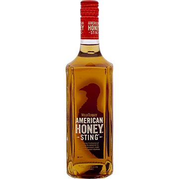 Wild Turkey American Honey Sting Liqueur