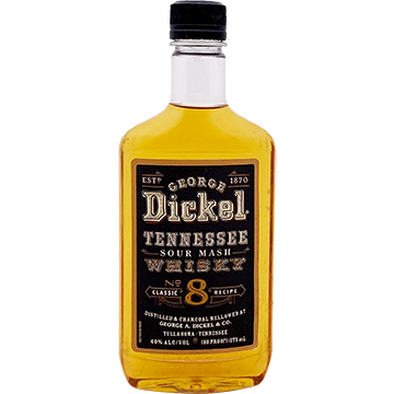 George Dickel Classic No. 8 Tennessee Sour Mash Whiskey
