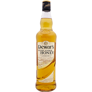 Dewar's Highlander Honey Whiskey