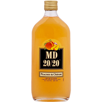 MD 20/20 Peaches & Cream