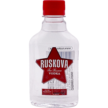 Ruskova Russian Vodka