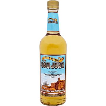 San Juan Gold Rum