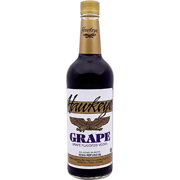 Hawkeye Grape Vodka