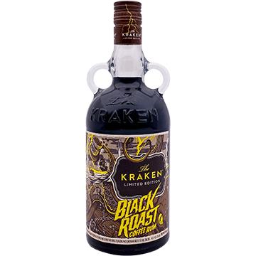 Kraken Limited Edition Black Roast Coffee Rum