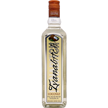 Ivanabitch Coconut Vodka