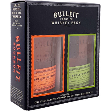 Bulleit Frontier Whiskey Pack