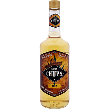 Chuy's Gold Tequila
