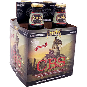 Founders CBS (Canadian Breakfast Stout)