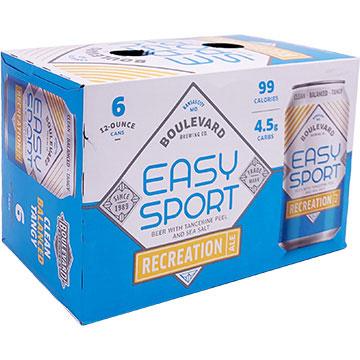 Boulevard Easy Sport Recreation Ale