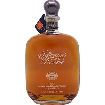 Jefferson's Reserve Very Old Bourbon Whiskey