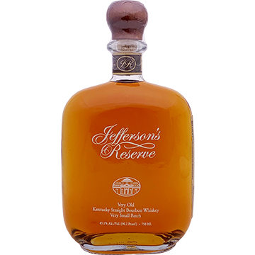 Jefferson's Reserve Very Old Bourbon Whiskey