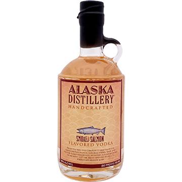 Alaska Distillery Smoked Salmon Vodka