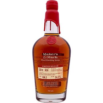 Maker's Mark Wood Finishing Series 2019 Limited Release Bourbon Whiskey