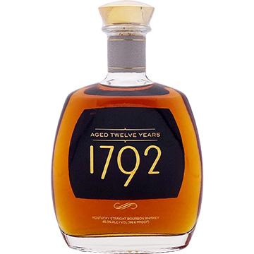 1792 Aged Twelve Years Bourbon Whiskey