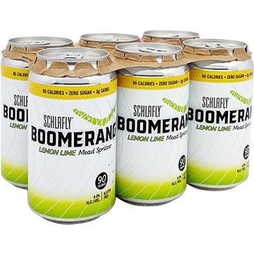 Schlafly Boomerang Lemon Lime