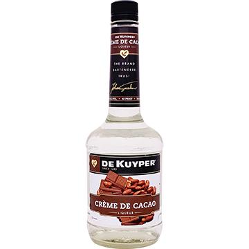 DeKuyper Creme de Cacao White Liqueur