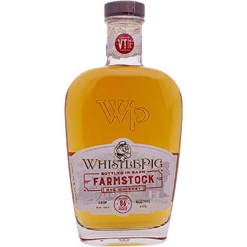 WhistlePig Farmstock Rye Crop No. 001 Whiskey