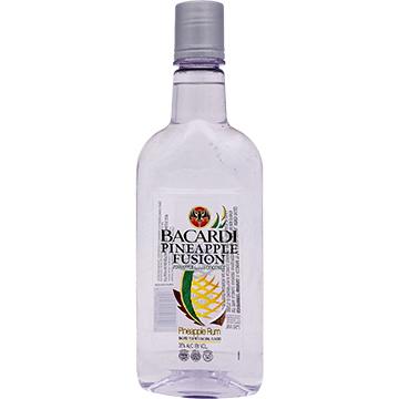 Bacardi Pineapple Fusion Coconut Infused Pineapple Rum