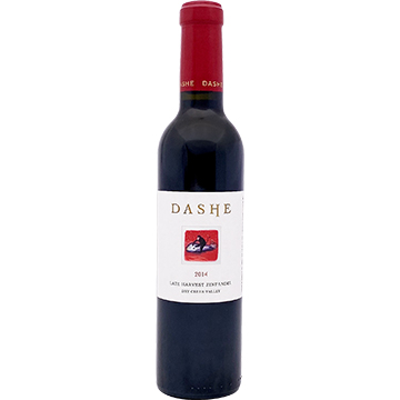 Dashe Late Harvest Zinfandel 2014