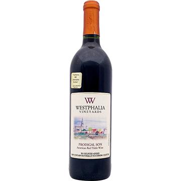 Westphalia Vineyards Prodigal Son