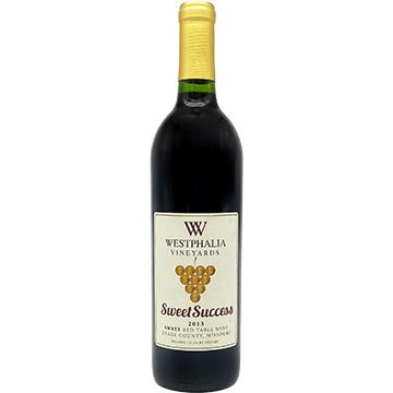 Westphalia Vineyards Sweet Success 2013