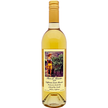 Salt Of The Earth Flore de Moscato 2016