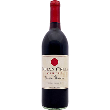 Indian Creek Winery Rita Marie