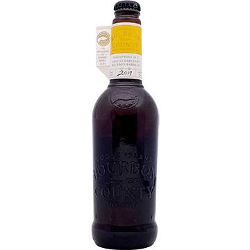 Goose Island Bourbon County Brand Wheatwine Ale 2019