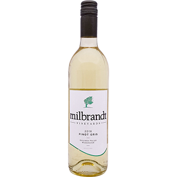 Milbrandt Traditions Pinot Gris 2016