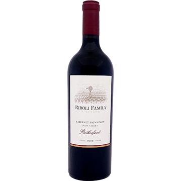 Riboli Family Vineyard Cabernet Sauvignon 2012
