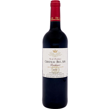 Chateau Bel-Air Bordeaux 2014