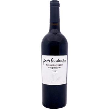 Krutz Family Cellars Stagecoach Vineyard Cabernet Sauvignon 2013