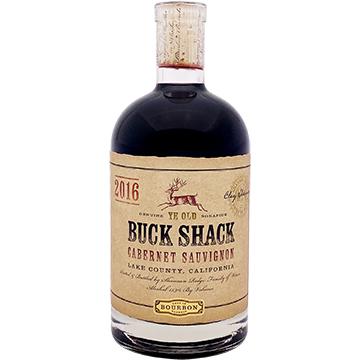 Shannon Ridge Buck Shack Bourbon Barrel Cabernet Sauvignon 2016