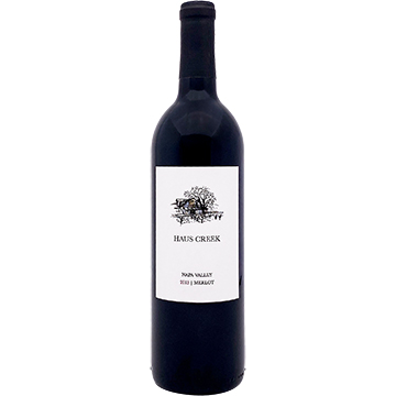 Haus Creek Merlot 2013