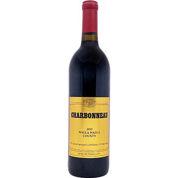Woodward Canyon Charbonneau Red 2013