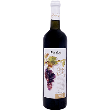 Grape Valley Merlot 2012