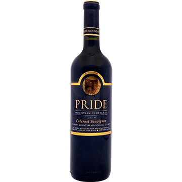 Pride Mountain Vineyards Cabernet Sauvignon 2014