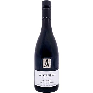 Auntsfield Road Ridge Pinot Noir 2012