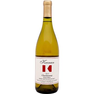 Keenan Chardonnay 2014