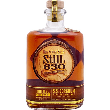 StilL 630 S.S. Sorghum Straight Whiskey