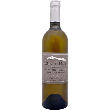 Chalk Hill Estate Bottled Sauvignon Blanc 2012