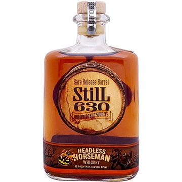 StilL 630 Brewery Collaboration Series Headless Horseman Whiskey