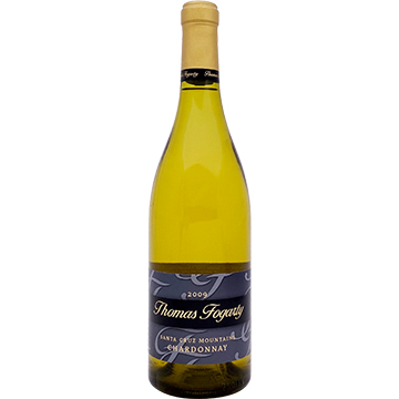 Thomas Fogarty Santa Cruz Mountains Chardonnay 2009